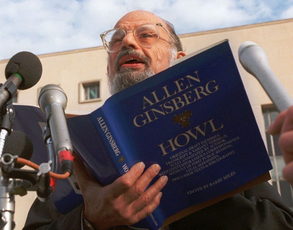 Allen Ginsberg (June 6, 1926-April 7, 1997)