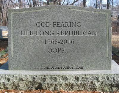 Funny Bone Grave Stones