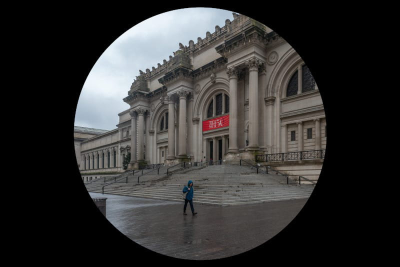 The Met Museum: Back to The Future